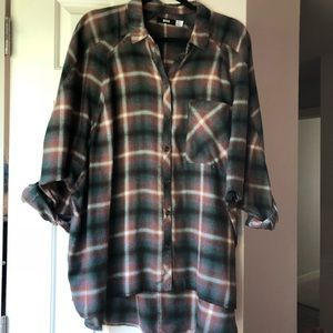 Urban Outfitters flannel!